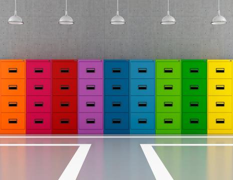 Filing 101: Organizing Paperwork