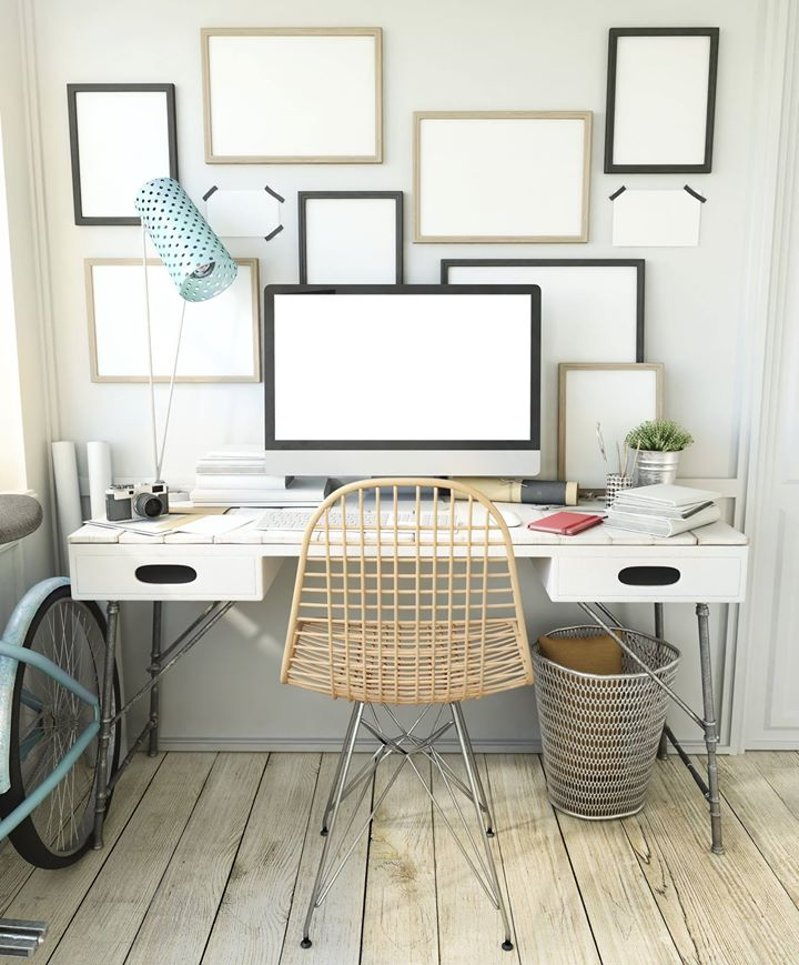 create a home office