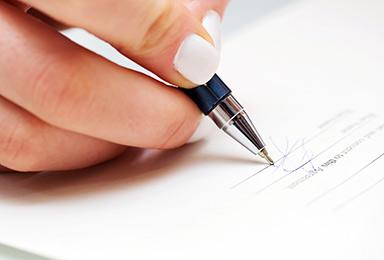 contract profession organizer