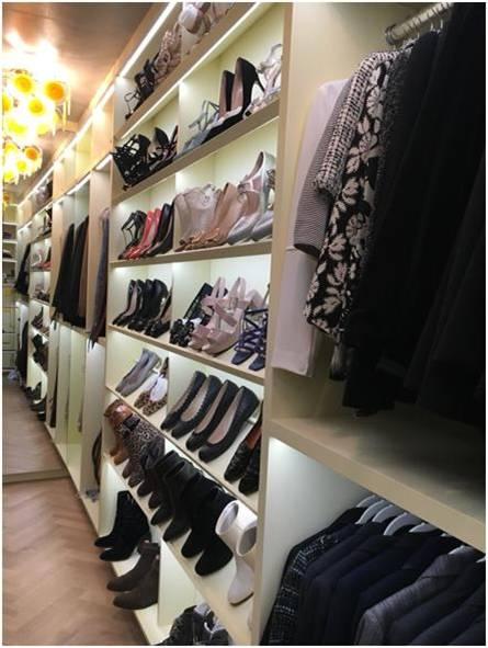 walk-in closet organization CT